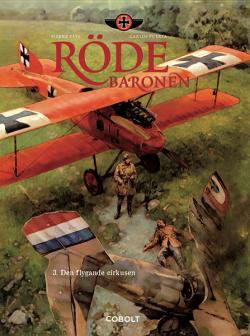 Röde Baronen 3: Den flygande cirkusen