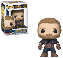 Avengers Infinity War Captain America Pop! Vinyl Figure