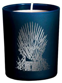 Votive Candle Iron Throne 6 x 7 cm