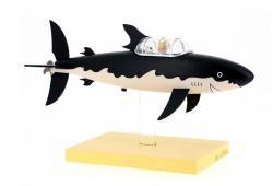 Samlarfigur - Haj-ubåt 27cm