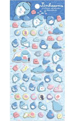 JinbeSan Stickers: Deep Sea Friends