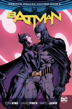 Batman Rebirth Deluxe Edition Book 2