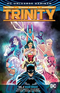 Trinity Rebirth Vol 2: Dead Space