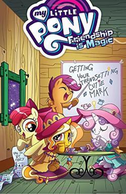 My Little Pony Friendship Is Magic Vol 14