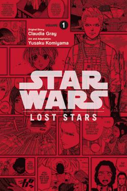 Lost Stars Graphic Novel Vol 1