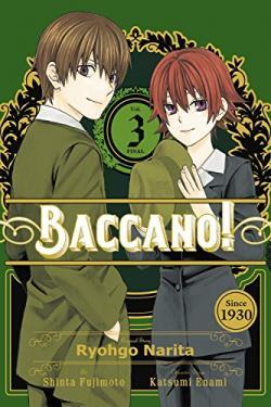 Baccano Vol 3