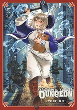 Delicious in Dungeon Vol 5