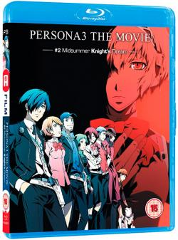 Persona 3, The Movie 2: Midsummer Knight's Dream