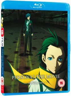 Persona 3, The Movie 3: Falling Down