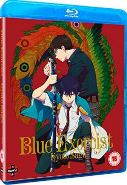 Blue Exorcist Season 2: Kyoto Saga, Volume 1