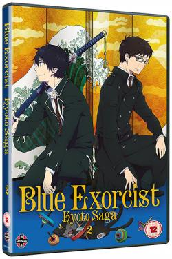 Blue Exorcist Season 2: Kyoto Saga, Volume 2