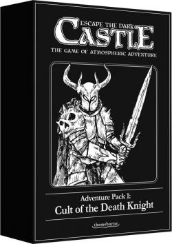 Escape the Dark Castle Expansion - Cult of the Death Knight