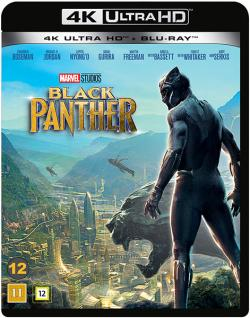 Black Panther (4K Ultra HD+Blu-ray)