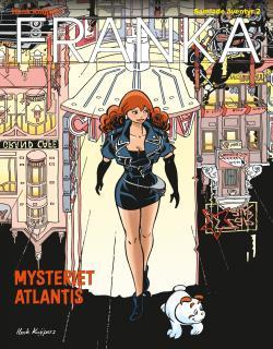 Franka - Mysteriet Atlantis