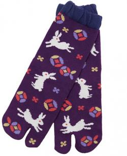Two-toe Socks Usagishippo (Rabbit)