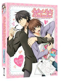 Sekai Ichi Hatsukoi World's Greatest First Love Seasons 1 & 2