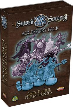 Ghost Soul Form Heroes Accessory Pack