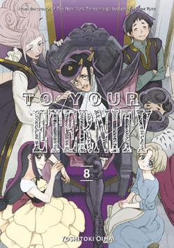 To Your Eternity 8