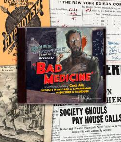 Bad Medicine - audio drama CD
