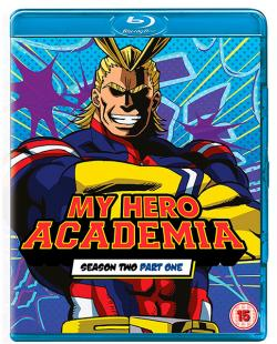 My Hero Academia, Season 2, Part 1