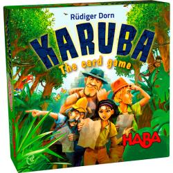 Karuba - The Card Game