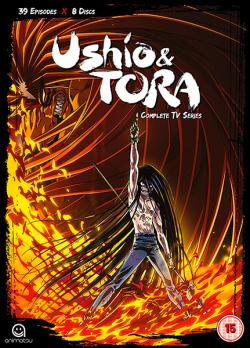 Ushio and Tora, Complete Series Collection