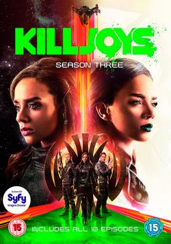 Killjoys, Season 3