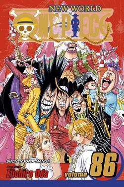 One Piece Vol 86