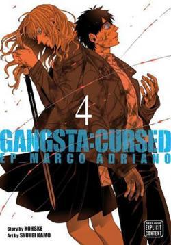 Gangsta Cursed Vol 4