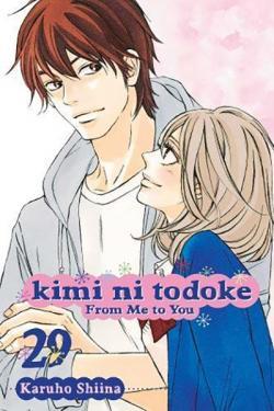 Kimi ni Todoke From Me to You Vol 29