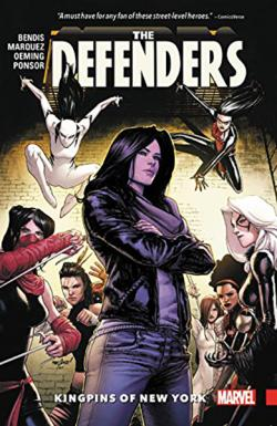Defenders Vol 2: Kingpins of New York