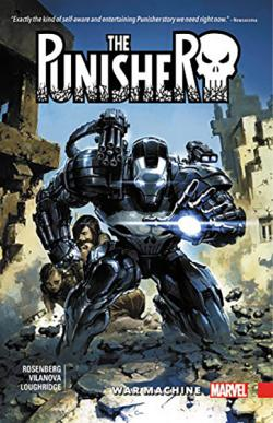 The Punisher War Machine Vol 1