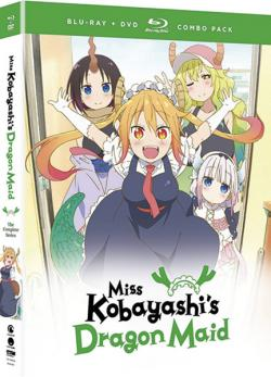 Miss Kobayashi's Dragon Maid Complete Series