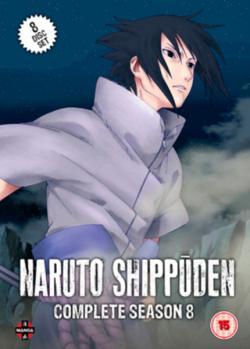 Naruto Shippuden Complete Season 8