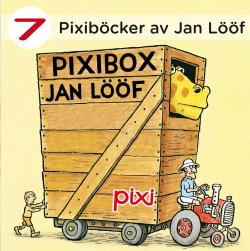 Pixibox: Jan Lööf