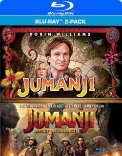 Jumanji & Jumanji: Welcome to the Jungle