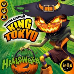 King of Tokyo 2nd Edition - Halloween Expansion