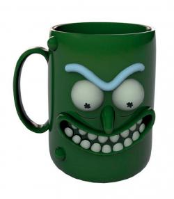 3D Mug Pickle Rick
