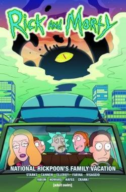 Rick and Morty Vol 7