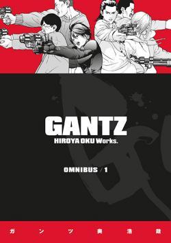Gantz Omnibus Vol 1