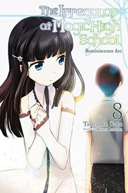Irregular at Magic High School Light Novel 8