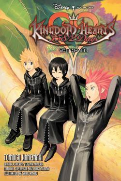 Kingdom Hearts 358/2 Days Light Novel 1