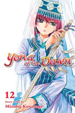 Yona of the Dawn Vol 12