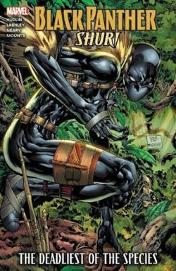 Black Panther: Shuri - The Deadliest of the Species