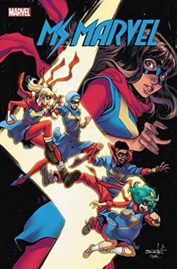 Ms Marvel Vol 9: Teenage Wasteland