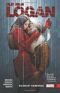 Wolverine: Old Man Logan Vol 7: Scarlet Samurai