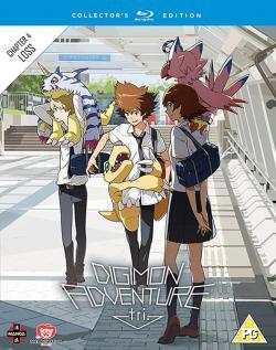 Digimon Adventure Tri: The Movie, Part 4: Loss