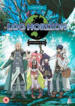 Log Horizon, Season 2