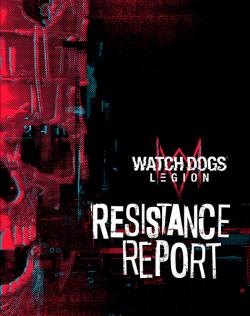 Watch Dogs Legion: Companion Book