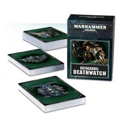 Deathwatch Datacards (2018)